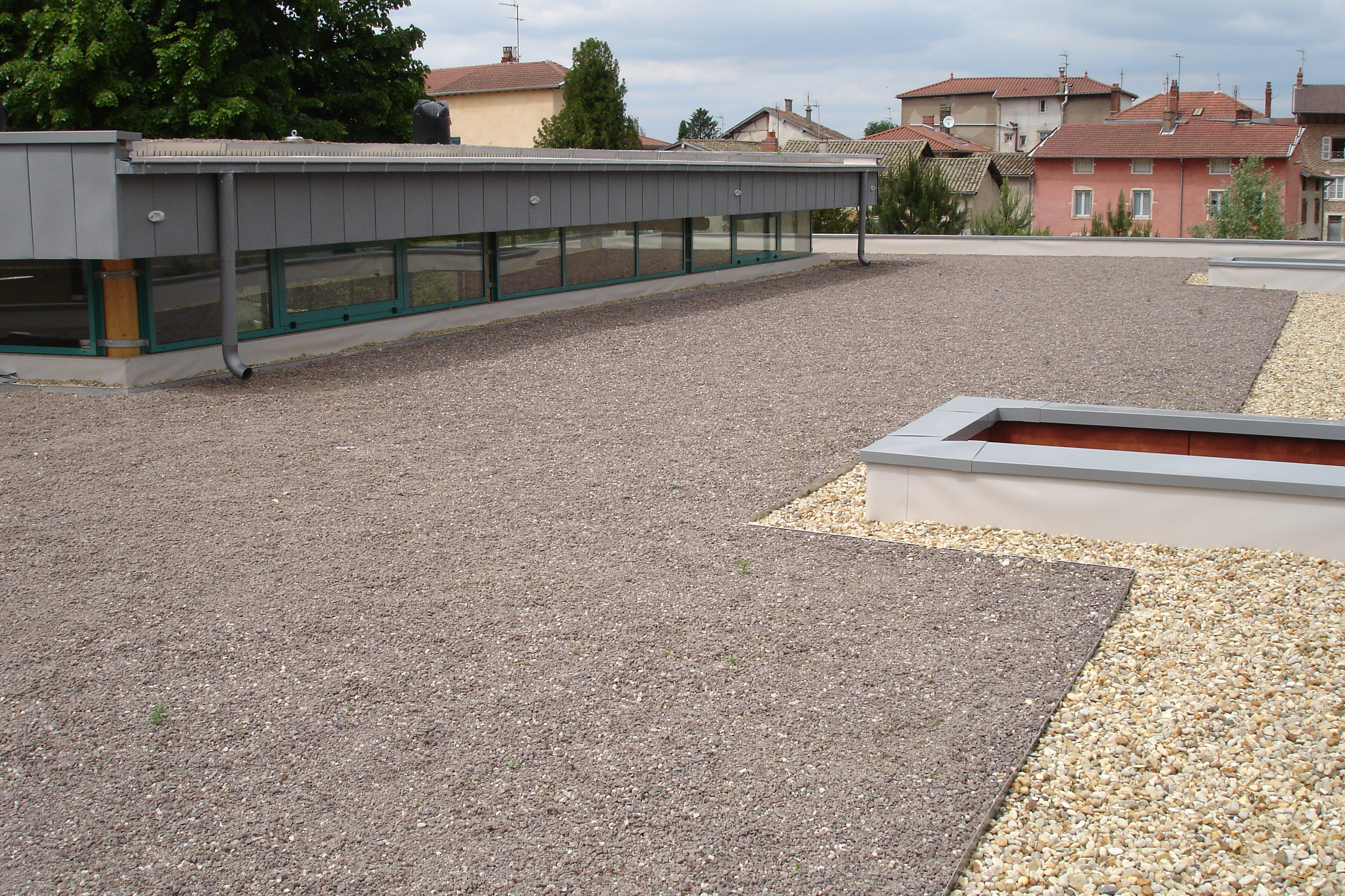 SIKA | TOITURES SOUS LESTAGE GRAVIERS